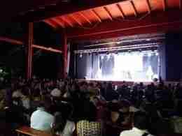 Oltre 600 le persone che hanno partecipato alla serata.