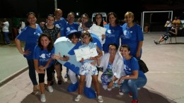 I Volontari del Sorriso dell'associazione Chiara Paradiso
